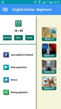 Learn English by Audio Stories - Beginners screenshot 4