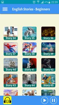 Learn English by Audio Stories - Beginners screenshot 3
