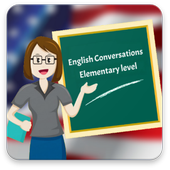 Learning English - Conversations for Elementary icon