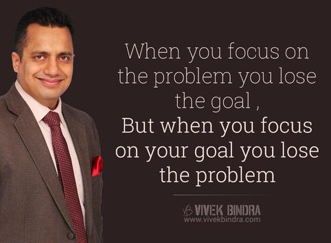 Vivek Bindra Motivational Video poster