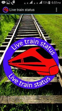 Live train status free poster