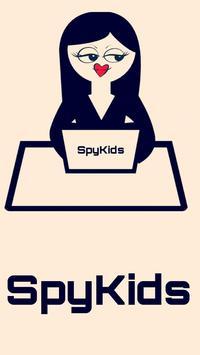 SpyKids poster