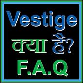 Vestige FAQ icon