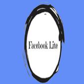 Online light facebook app icon