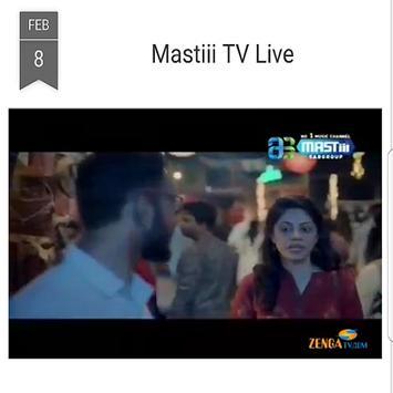 Bollywood Masala Tv Live screenshot 5