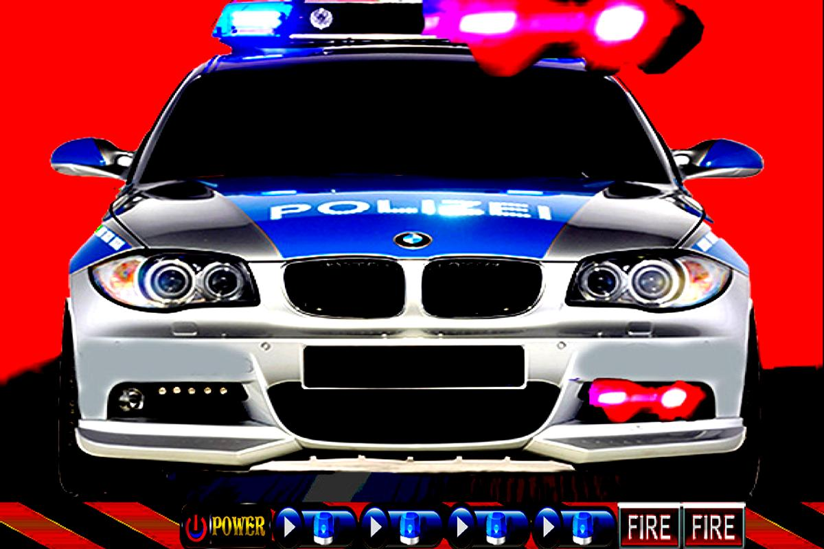 German Police Car Lights Amp Siren For Android Apk Download
