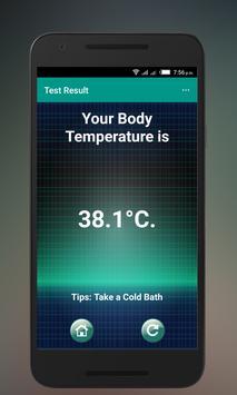 Best Blood Pressure and Temperature Checker apk screenshot