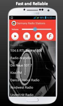 Deutsche Germany Radio FM screenshot 1