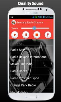 Deutsche Germany Radio FM screenshot 2