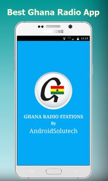 Live Ghana Radios: Music Stations poster
