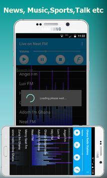 Ghana Radio FM Stations apk screenshot