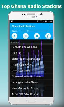 Live Ghana Radios: Music Stations apk screenshot