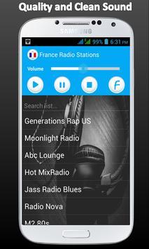 France Radio FM Stations screenshot 1