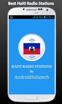 Haiti Radio FM Stations poster