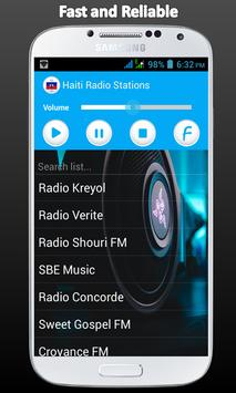 Haiti Radio FM Stations apk screenshot
