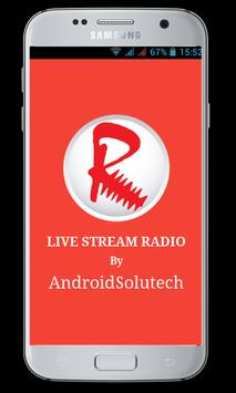 UK World Radio FM Stations poster