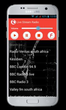 UK World Radio FM Stations apk screenshot