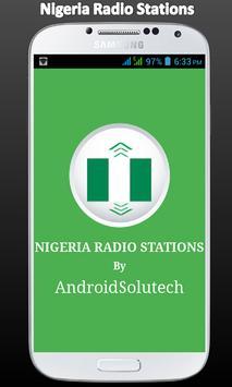 Nigeria Radio Fm Stations poster