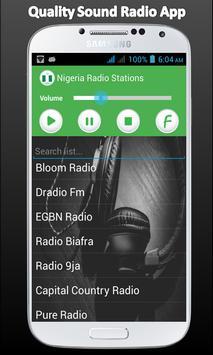 Nigeria Radio Fm Stations apk screenshot