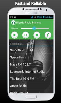 Nigeria Radio Fm Stations screenshot 2
