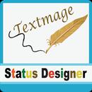 Best Facebook And WhatsApp Status Designer APK