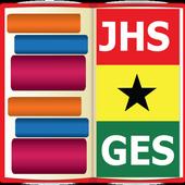 Ultimate JHS Syllabus - Ghana icon