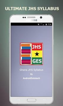 Ultimate JHS Syllabus - Ghana poster
