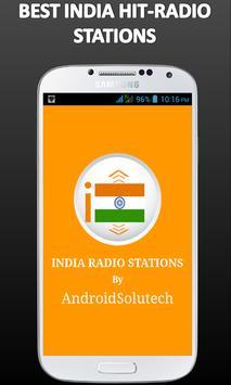 India Radio FM Stations poster