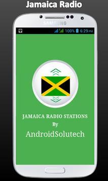 Jamaica Radio FM Stations poster