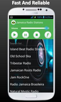 Jamaica Radio FM Stations screenshot 1