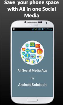 InstaChat - All Social Media poster