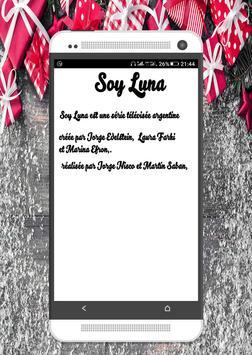 Calling Soy Luna prank (Karol Sevilla). screenshot 1