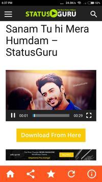 Whatsapp Video Status Download poster