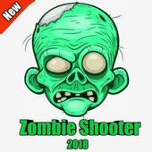 Zombie Shooter 2018 icon