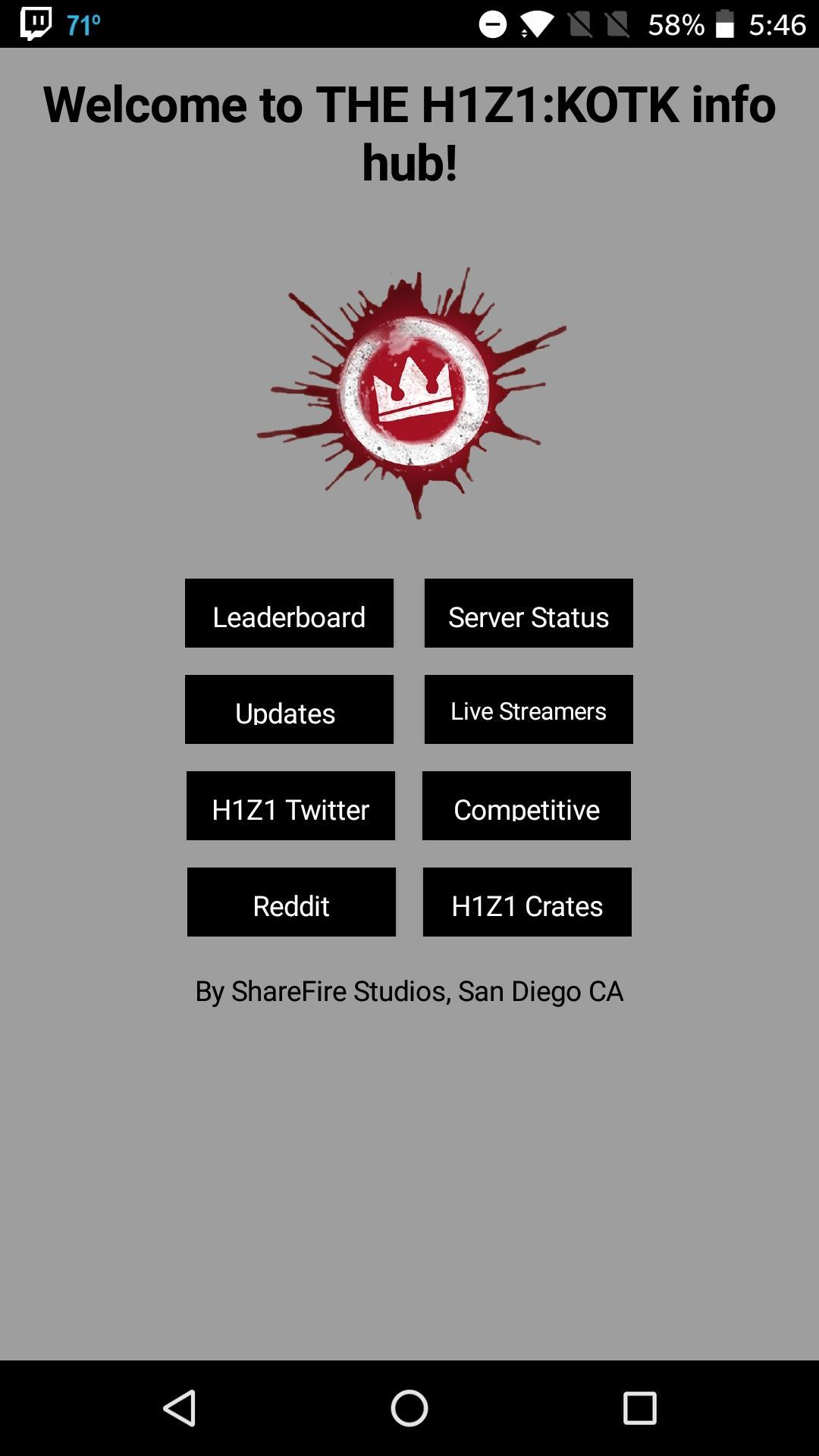 Hub for H1Z1 for Android - APK Download