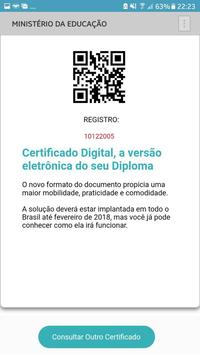 SISTEC - Certificados MEC apk screenshot