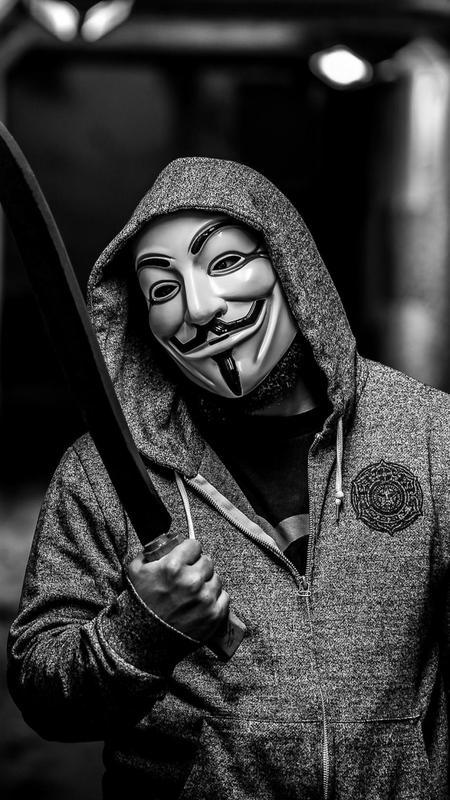 Hacker Anonymous Wallpaper Pour Android Telechargez L Apk