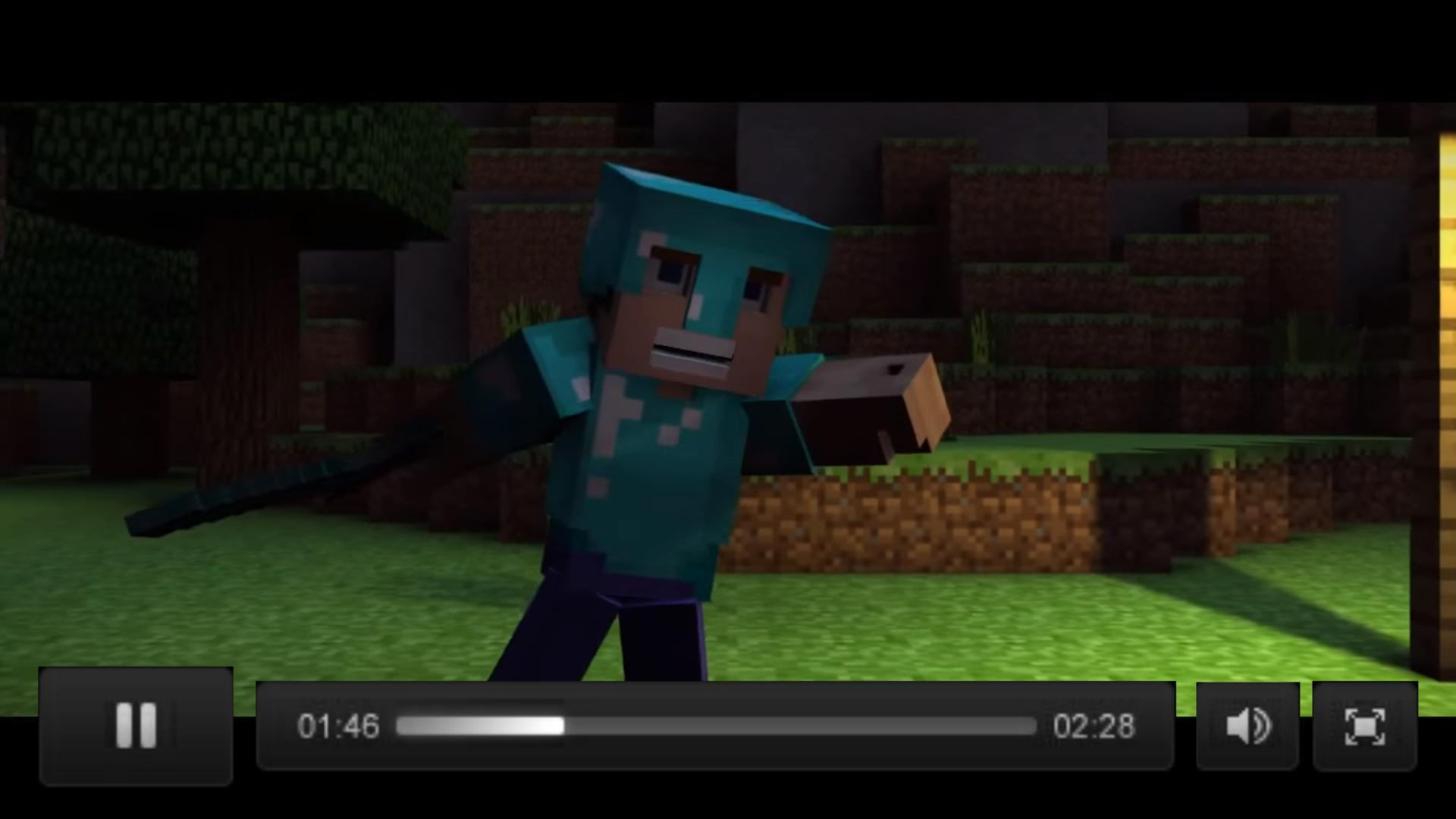 Revenge - A Minecraft Parody for Android - APK Download