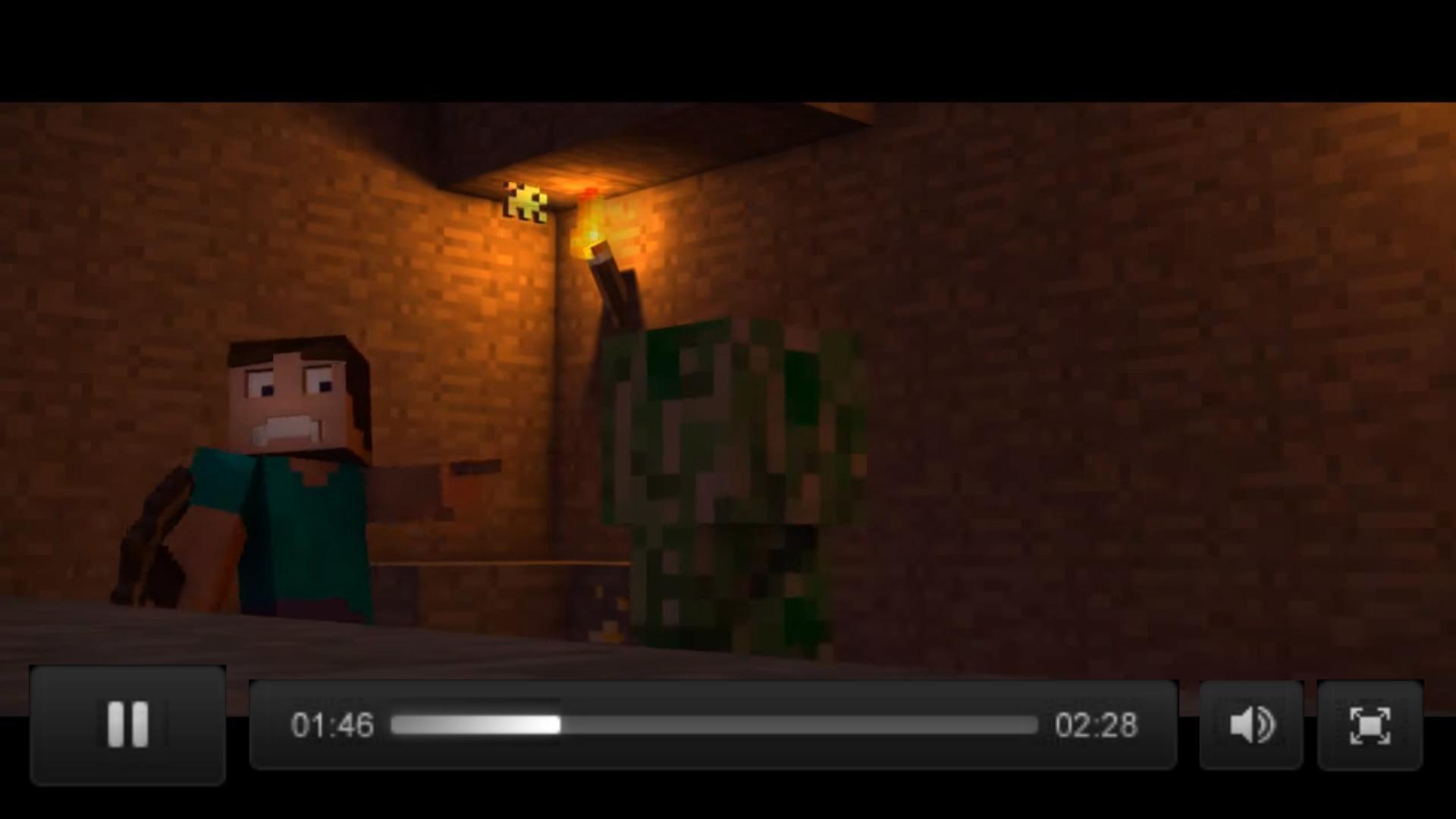 Revenge - A Minecraft Parody für Android - APK herunterladen