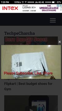 Tech Pe Charcha - Hindi Tech Youtube Channel poster