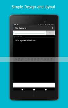 File Explorer - Simple File Exploring screenshot 4