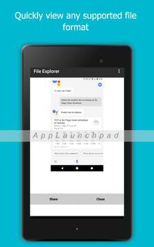 File Explorer - Simple File Exploring screenshot 5