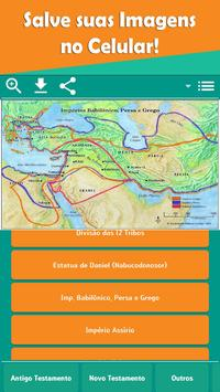 Mapas Bíblicos screenshot 1
