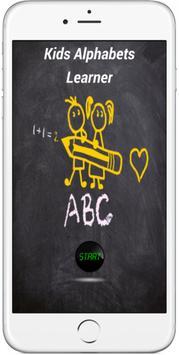 Alphabets For Kids poster