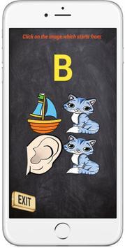 Alphabets For Kids apk screenshot