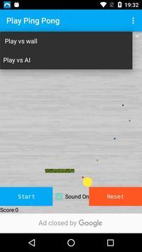 Ping Pong Masters 3D apk screenshot