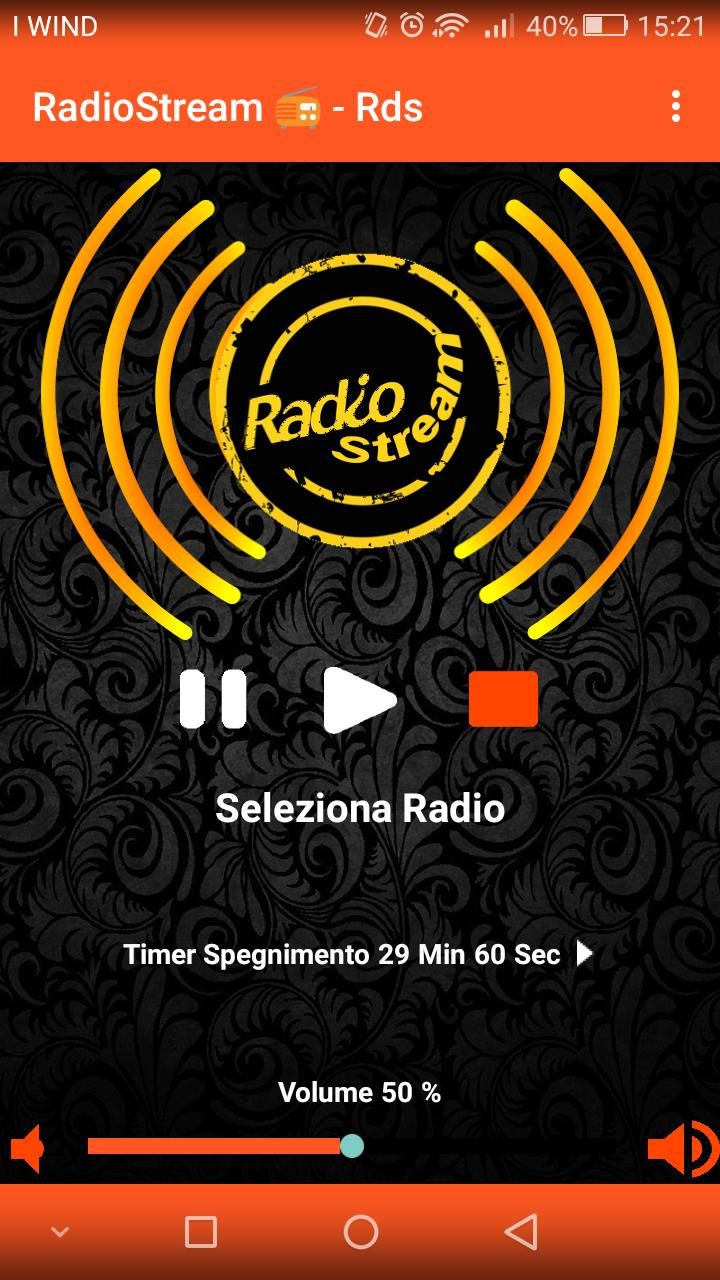 myRadioStream for Android - APK Download