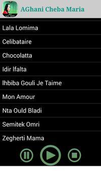 AGhani Cheba Maria apk screenshot
