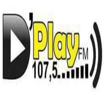Radio Dplay FM 107,5 poster