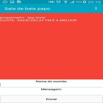 Radio Dplay FM 107,5 screenshot 2